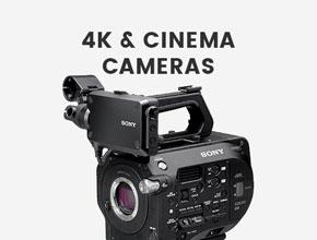 Cinema Movie Cameras